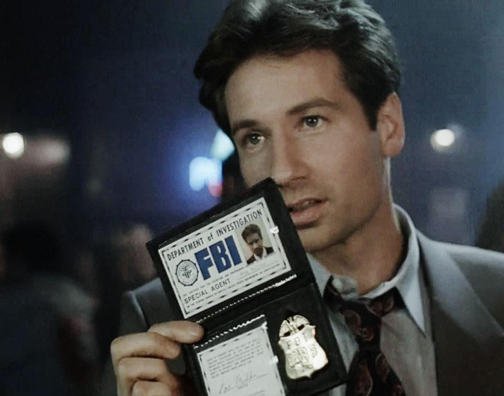FBI捜査官モルダー